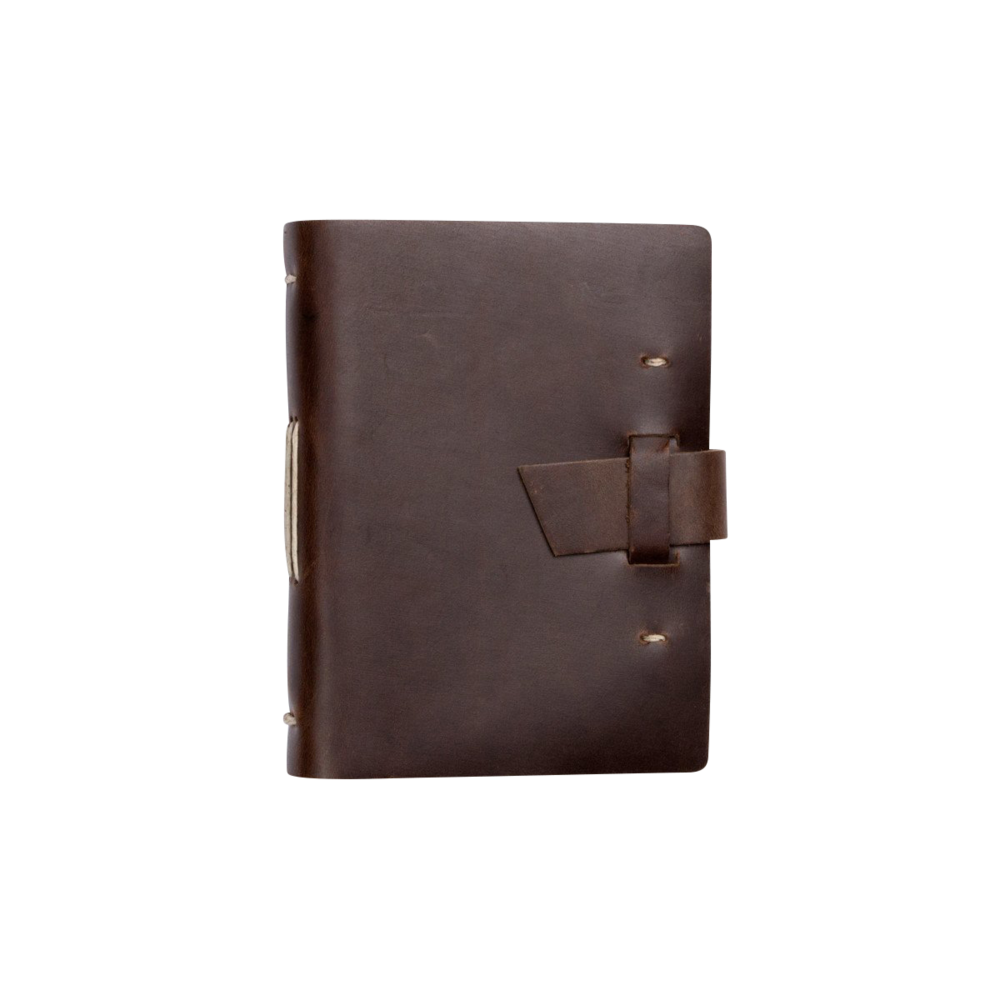 Good Book Leather Journal - Rustico, $56