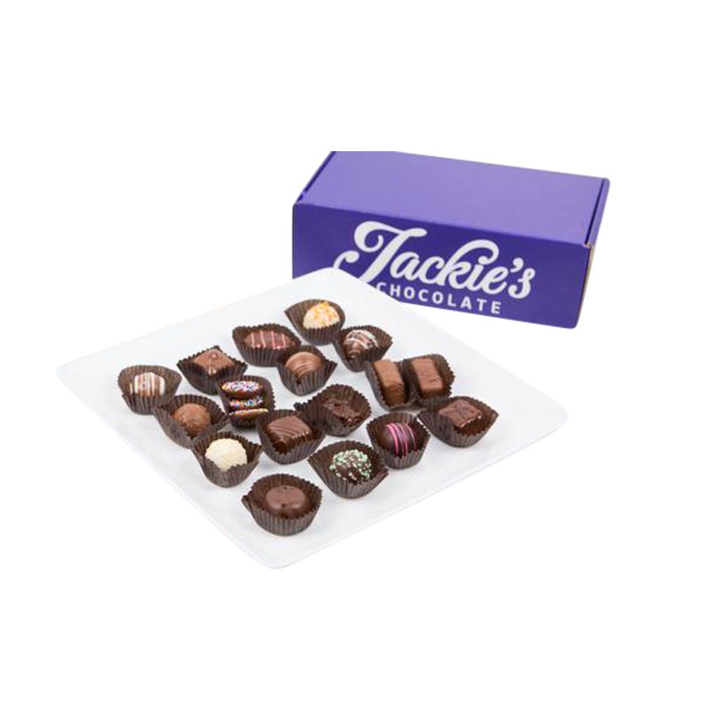Jackie's Chocolate – A Little Taste - Cratejoy, $9.95/month