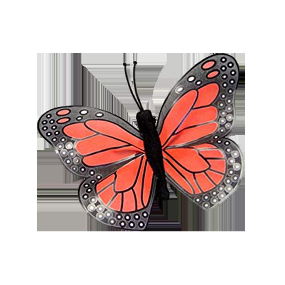 Folkmanis Mini Monarch Butterfly Finger Puppet - Amazon, $5.07