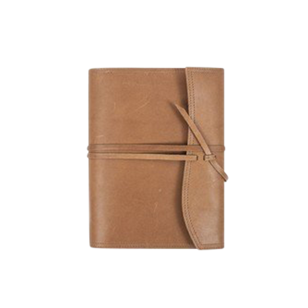 Medium Wrap Journal - Leatherology, $95.00