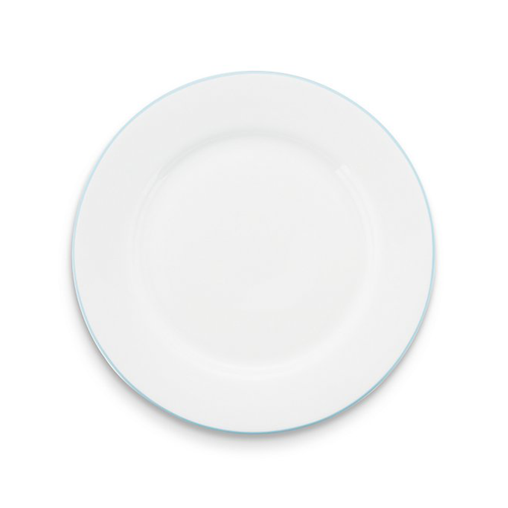 Aspen Band Plate - Crate and Barrel, $5.95