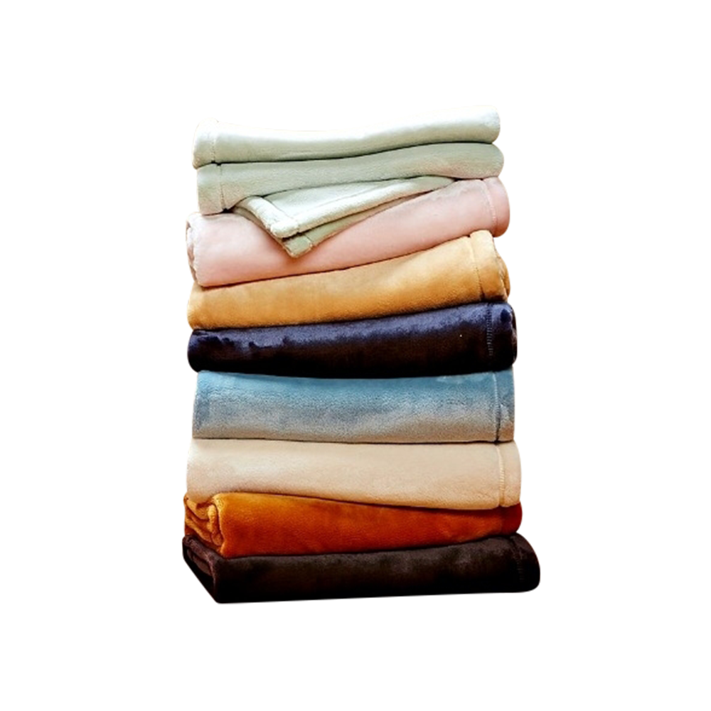 Luster Loft Fleece Throws - American Blanket Company, $59.00