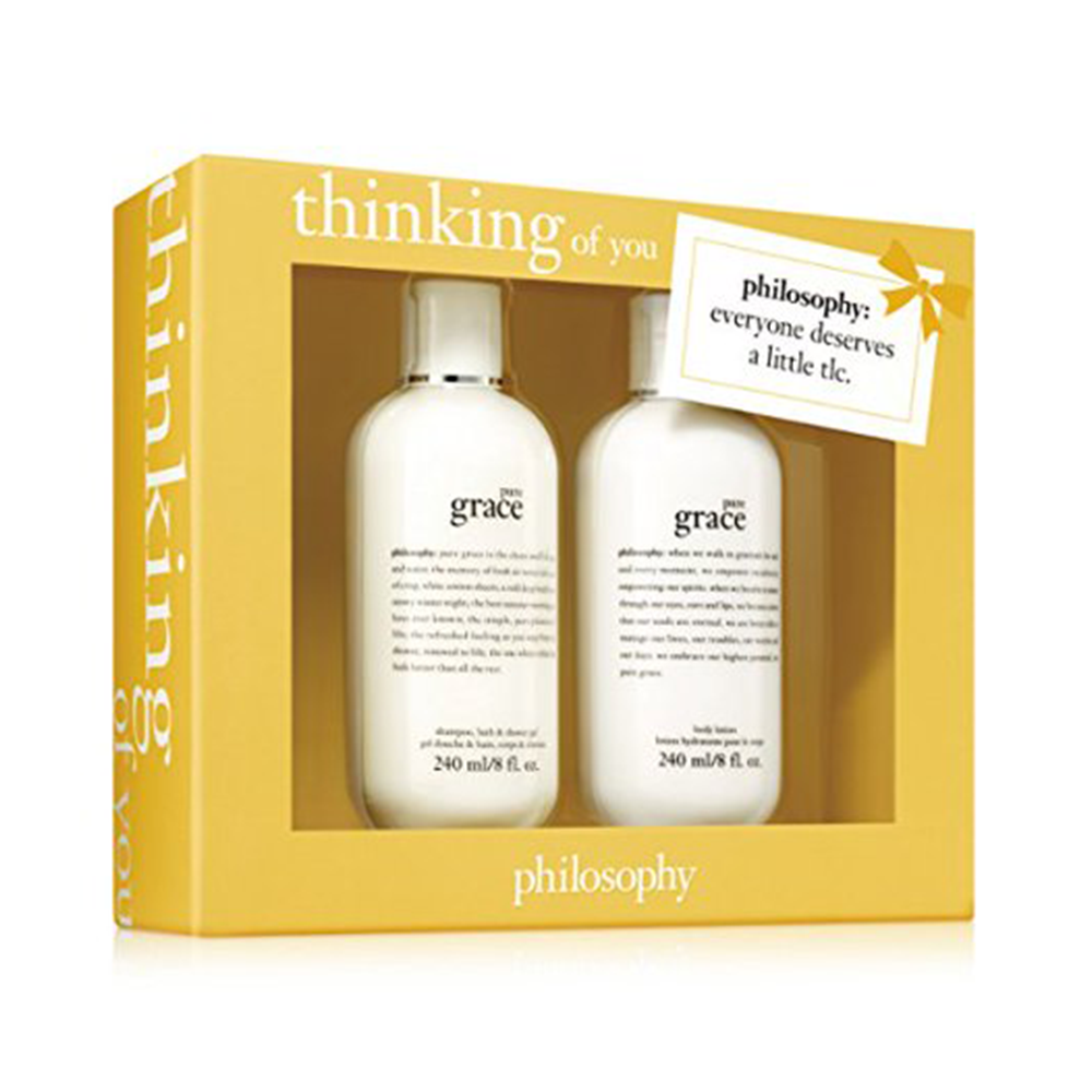 Thinking of You Pure Grace Set - Philosophy, $35.00