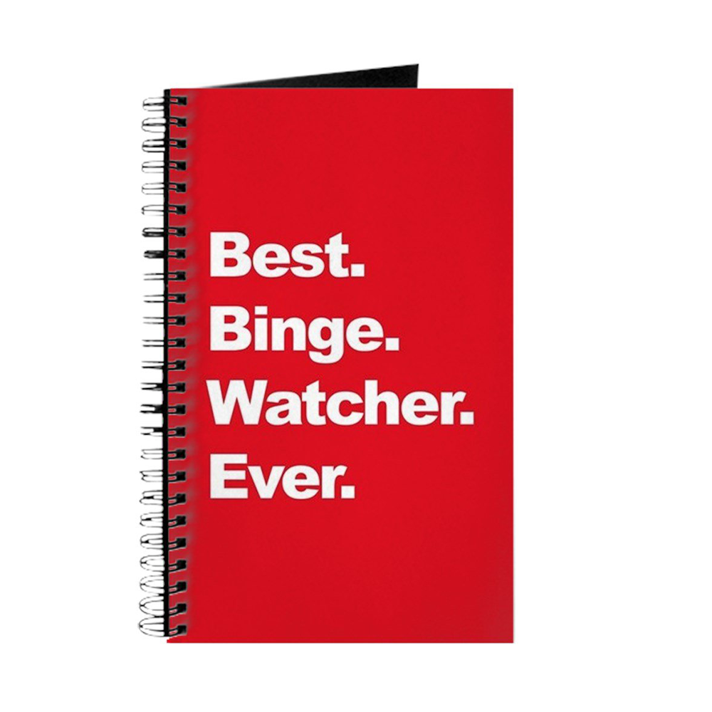 Spiral Bound Notebook - Amazon, $9.99