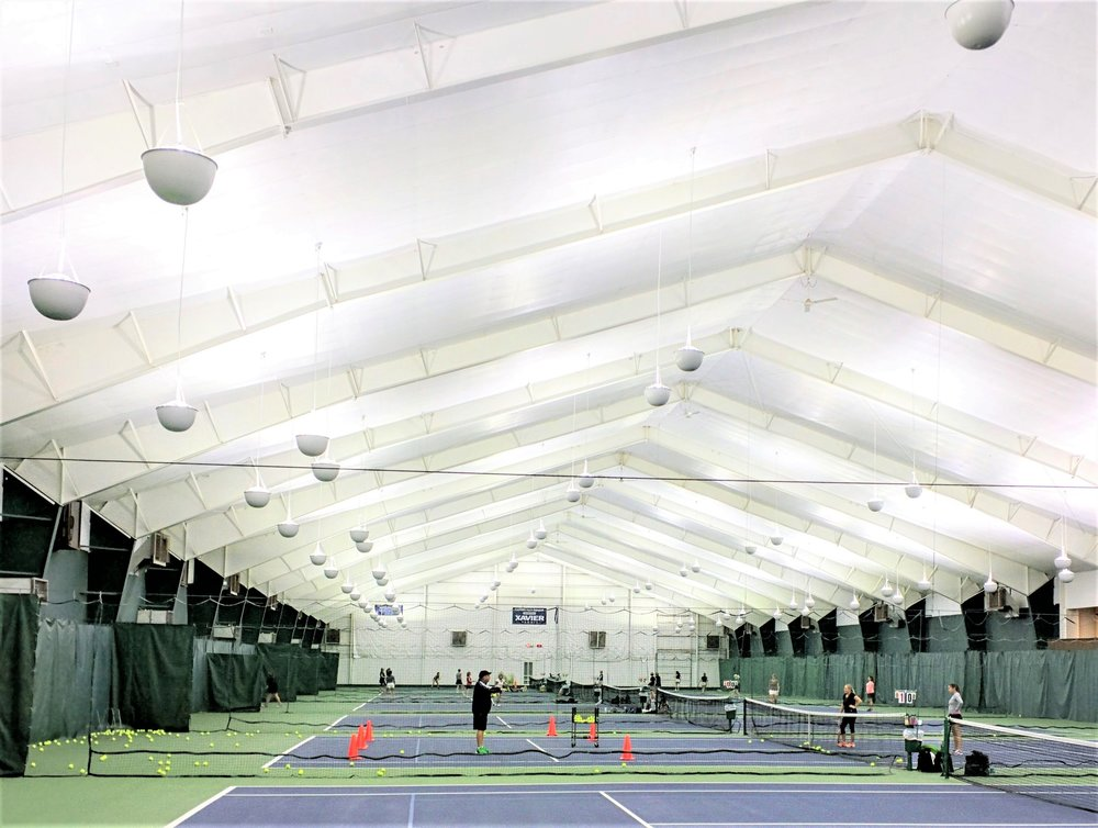 Eastern Hills Indoor Tennis Club - Product Purchase