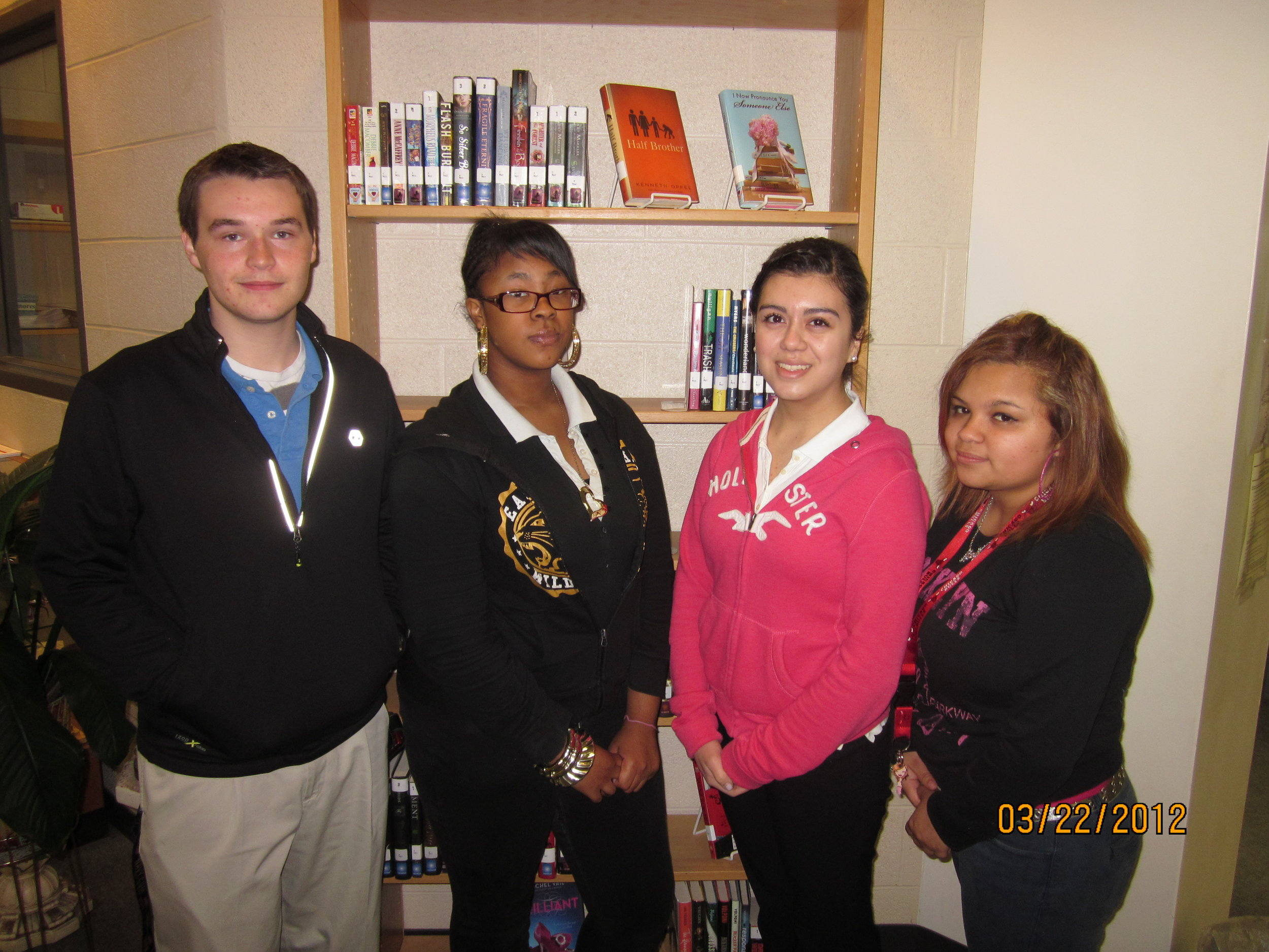 Antioch High students job shadow Frist Center for the Visual Arts