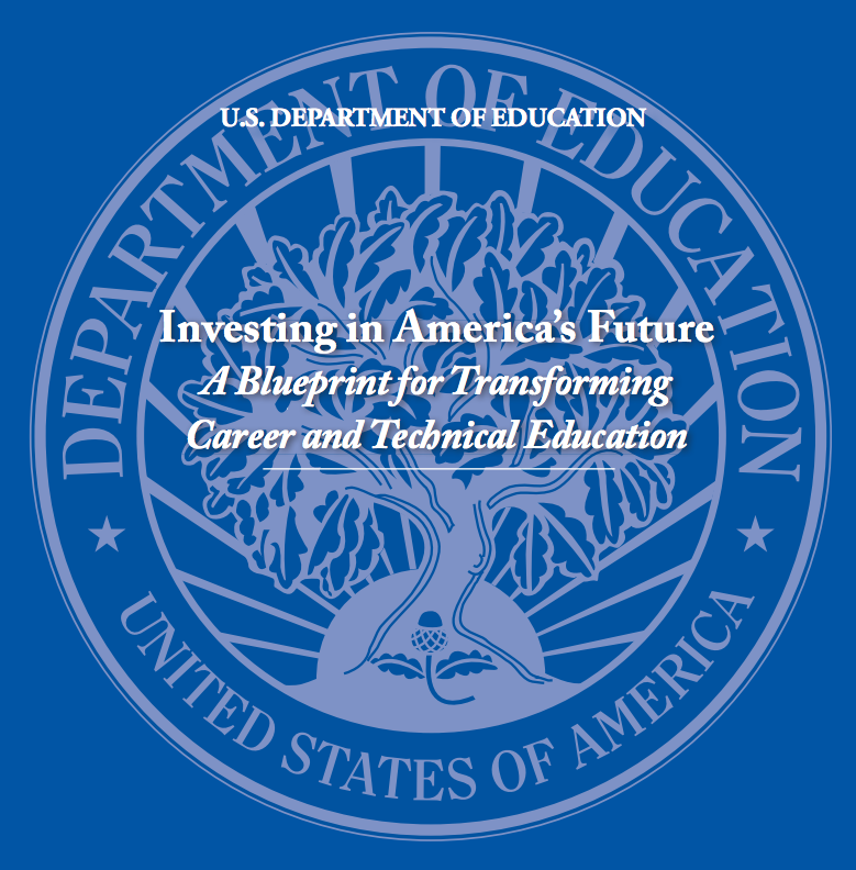 U.S. department education obama administration investing in america's future