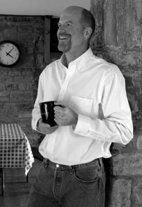 Universal Robotics CEO David Peters (Photo from the Universal Robotics website)
