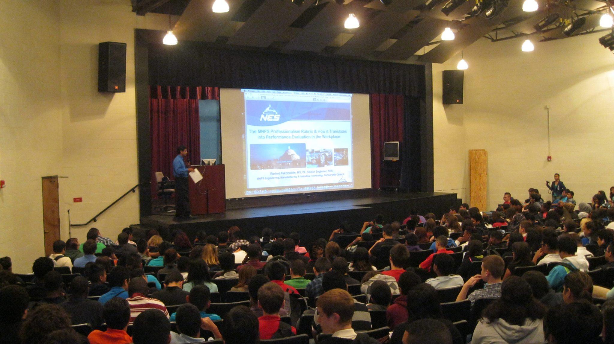 Glencliff Freshmen Academy 9-17-13 pic 2