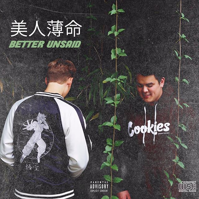 """better unsaid"" an album by @maxltaylor + @therealovrcz available now, link in profile"
