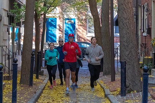 Customized Run See Philly Run