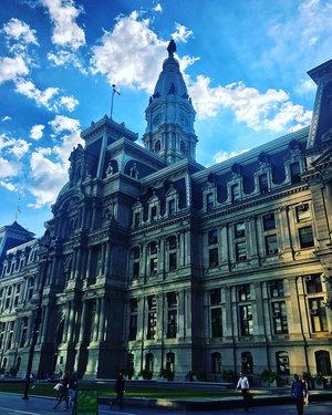 Running Tours Philadelphia City Hall