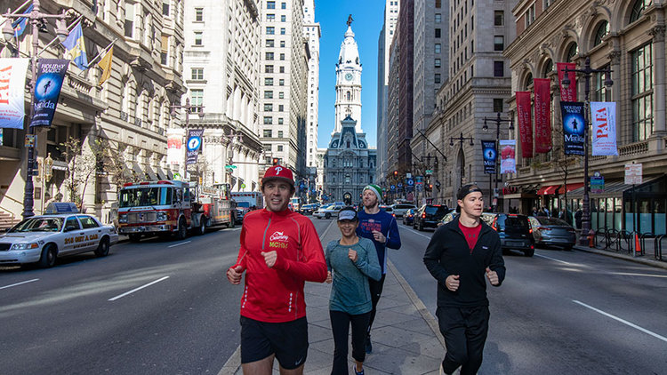 Broad Street See Philly Run