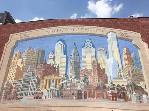Copy of Cityscape Mural Philly Running Tour