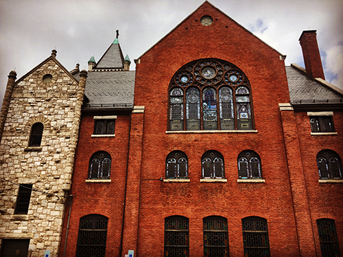 Copy of Mother Bethel Church See Philly Run