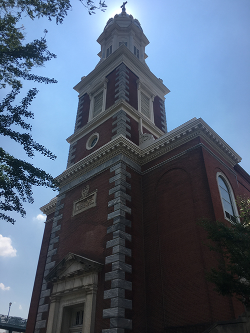 Copy of St. Augustine Church See Philly Run