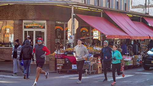 9th Street SeePhillyRun for Events
