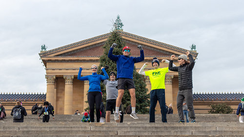 Rocky Steps City Running Tours