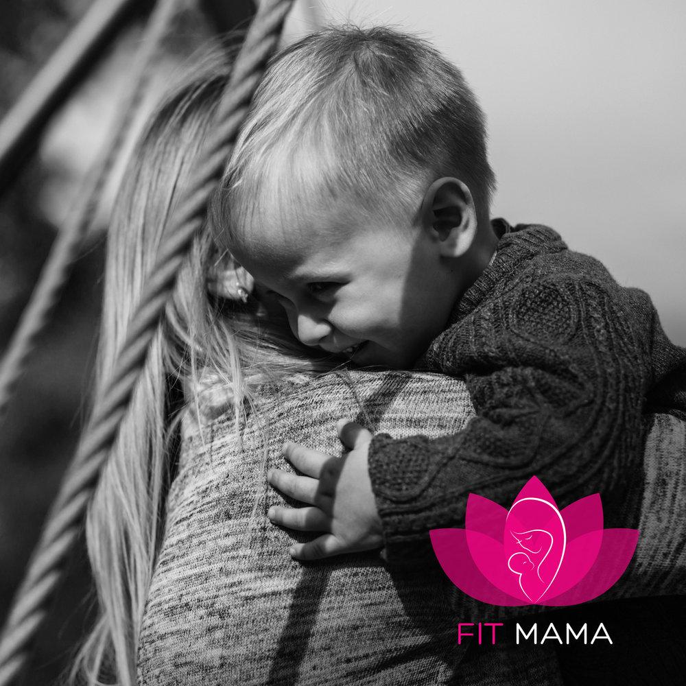 Fit Mama Branding