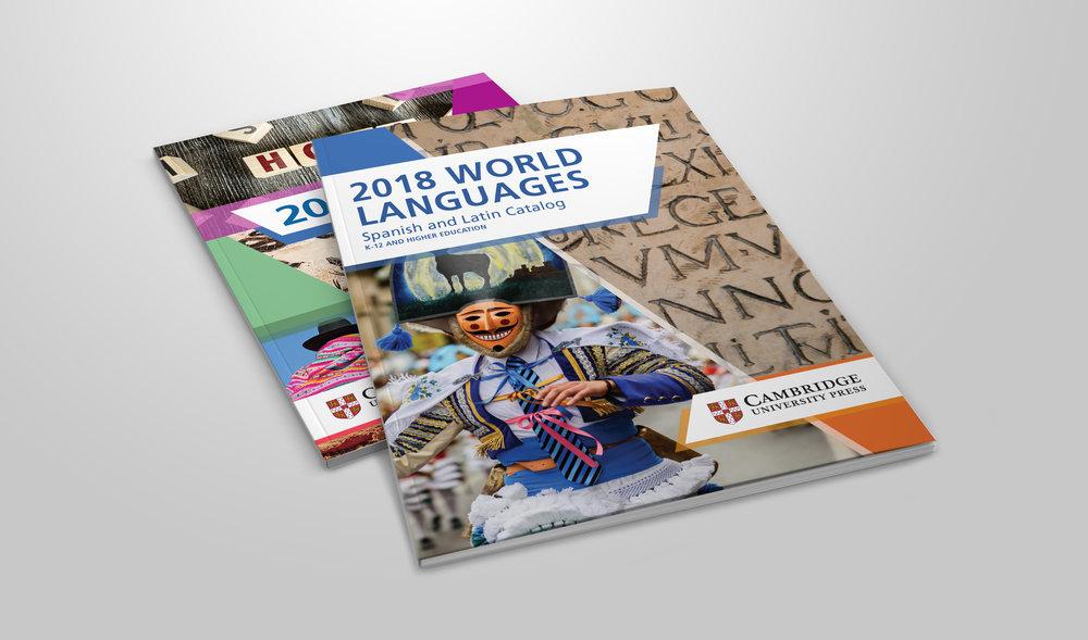 Cambridge brochures