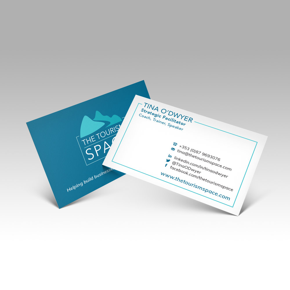 The Tourism Space Business Card