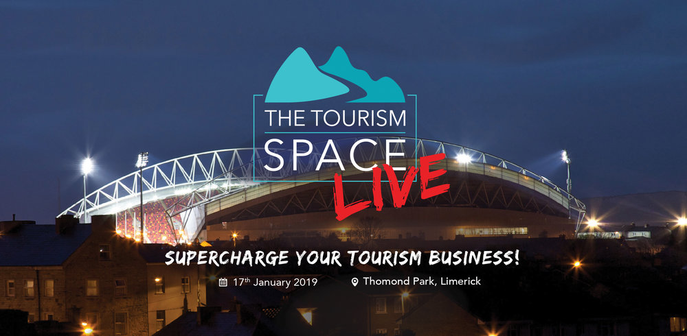 The Tourism Space web banner design