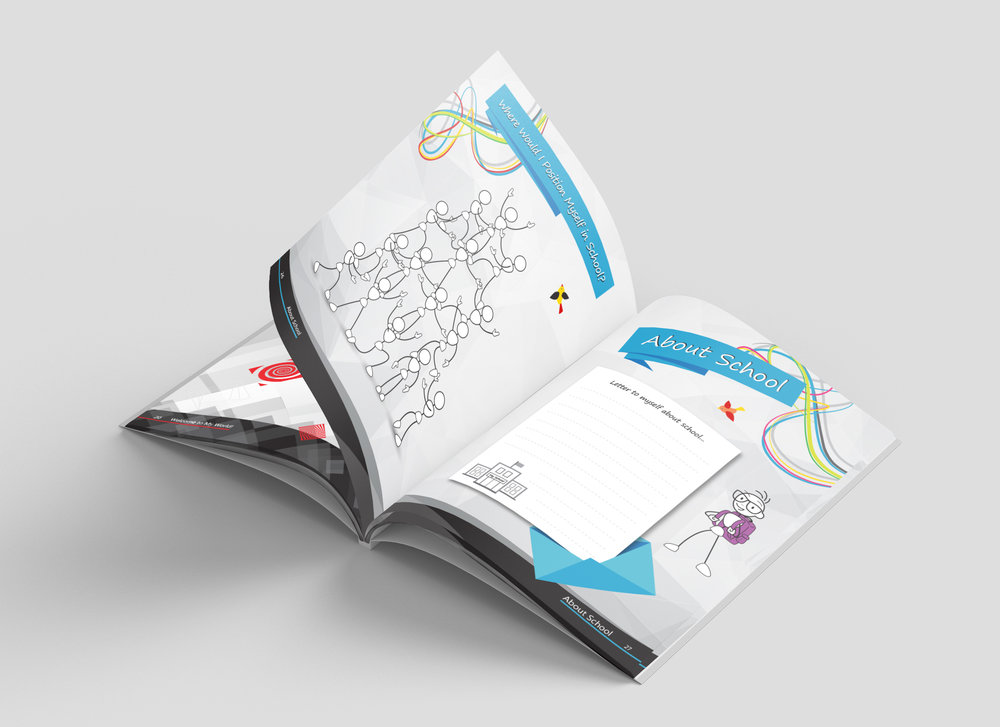 Learner ID Book Design