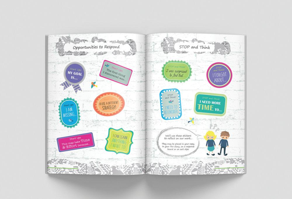 Learner ID Book Design