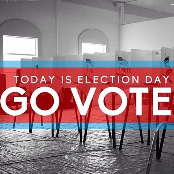 It's still early. There is plenty of time left to vote. Make sure you vote Row A! . . . . . #govote #votevotevote  #antitrump #voterowa #november6 #america #notmypresident #dumptrump #ny19 #votedelgado #hudsonvalley #hudsonvalleyny #hudson #antitrump