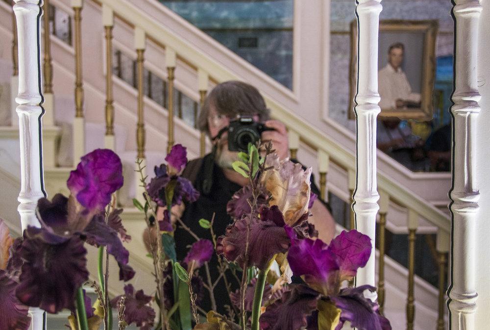 Graceland Selfie bill chapman.jpg