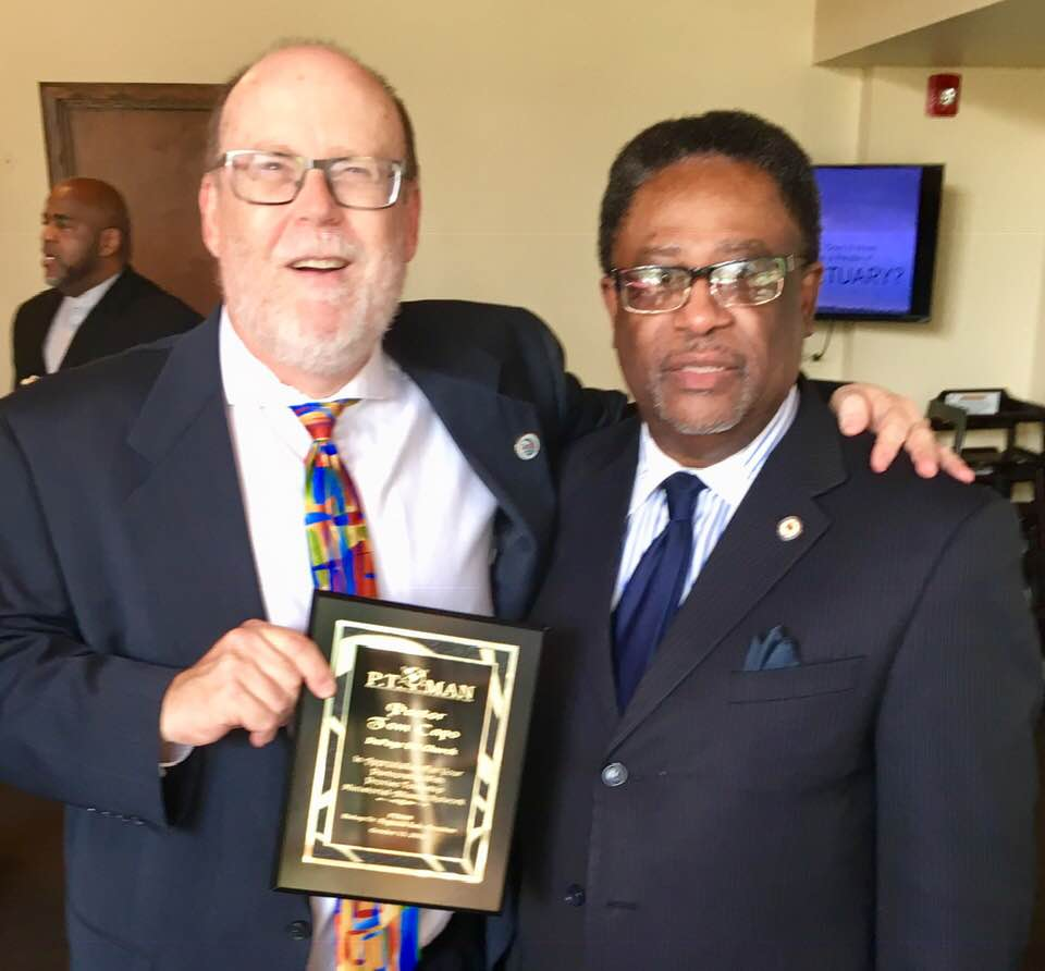 Being Recognized by Proviso Township Ministerial Alliance -