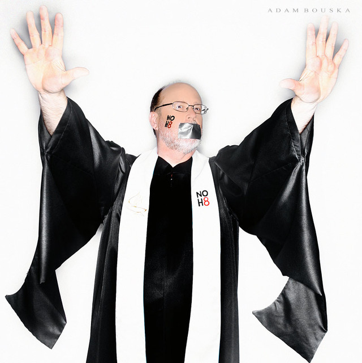 First Robed Minister in NOH8 Campaign