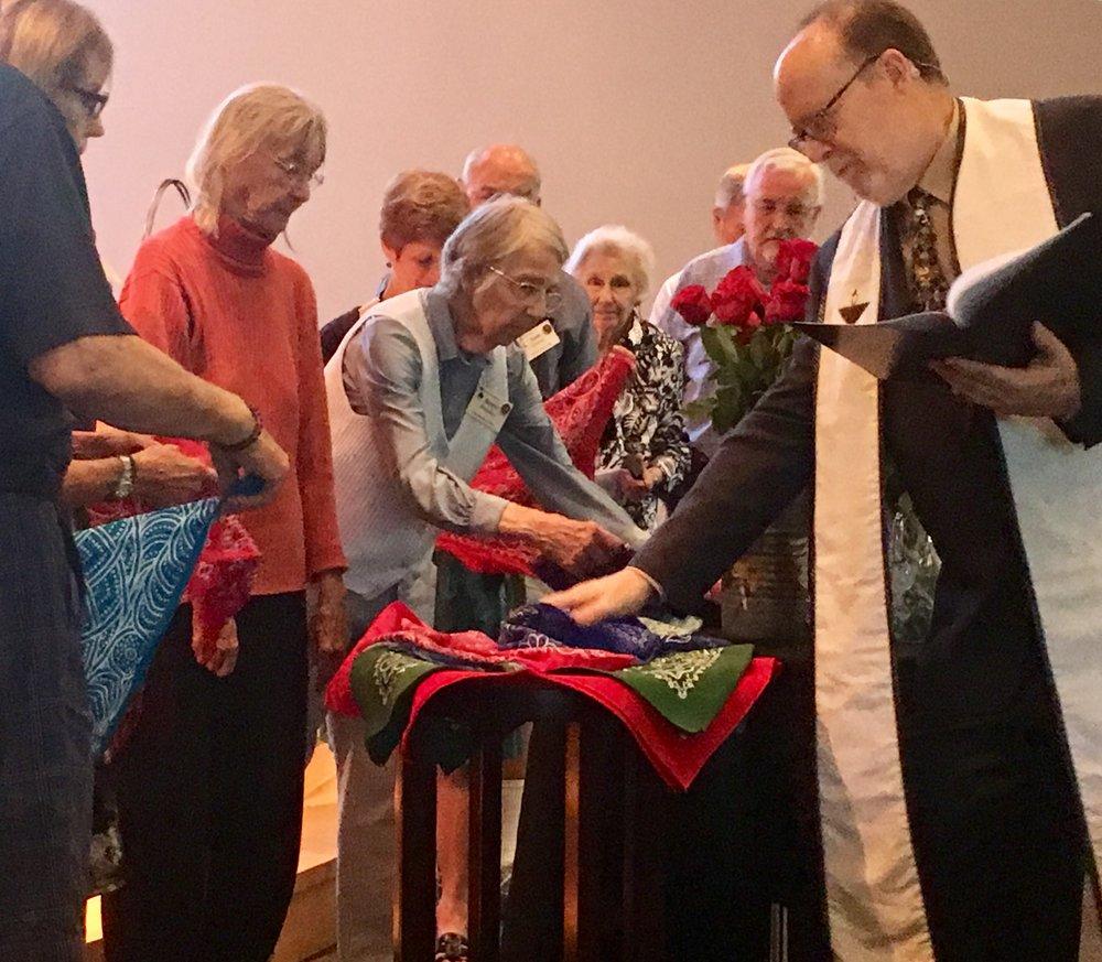 Eldering Ritual