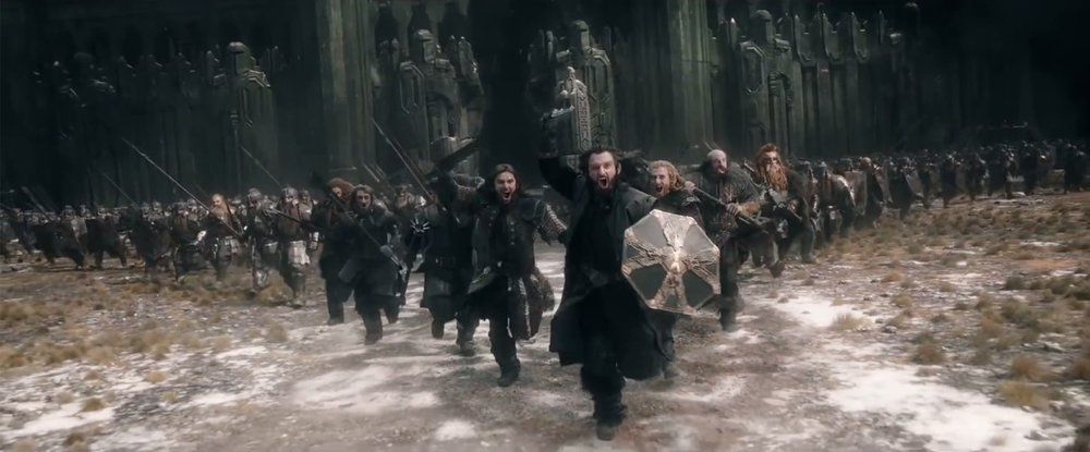Attack of the Dwarves