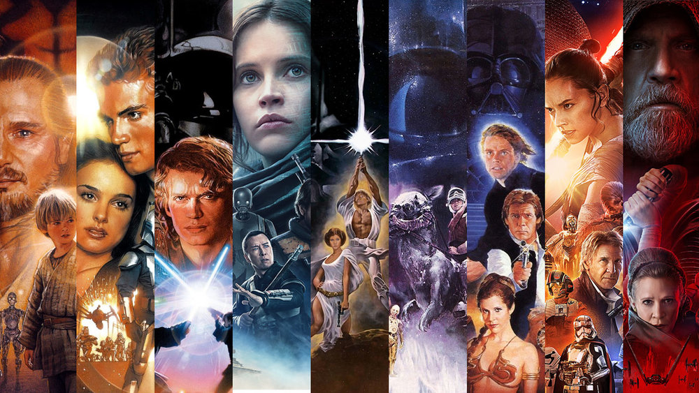 A Star Wars Saga