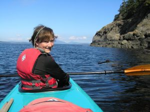 Guided Kayak Trip Friday Harbor