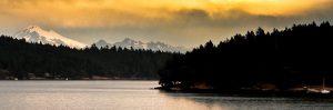 Mt Baker and Cascade Range