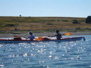 America Camp Kayaking
