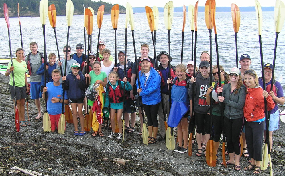 Custom Kayak Trips in Friday Harbor