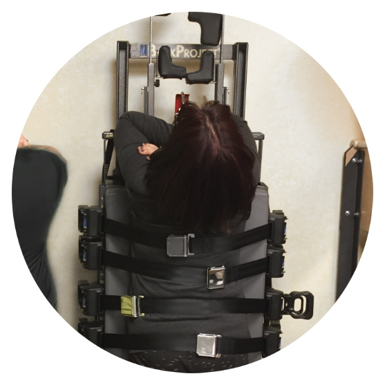 Active Therapeutic Movement (ATM™) - to restore normal neuromuscular function to the piriformis