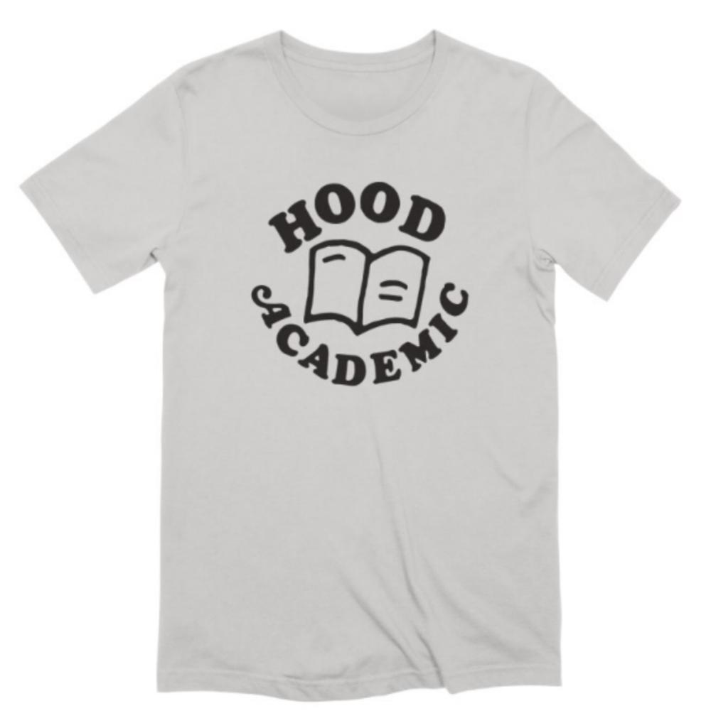Hood Academic T Shirt