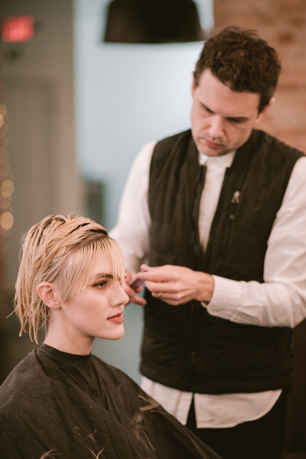Careers - We are looking for artistic, passionate and self-motivating hairdressers and organized, people-pleasing guest coordinators to join our team. We are always accepting applications for here and our sister location, 501 Salon & Spa. We will place talent where we think they will thrive and be most successful. Please send your resume to heather@501salon.com.