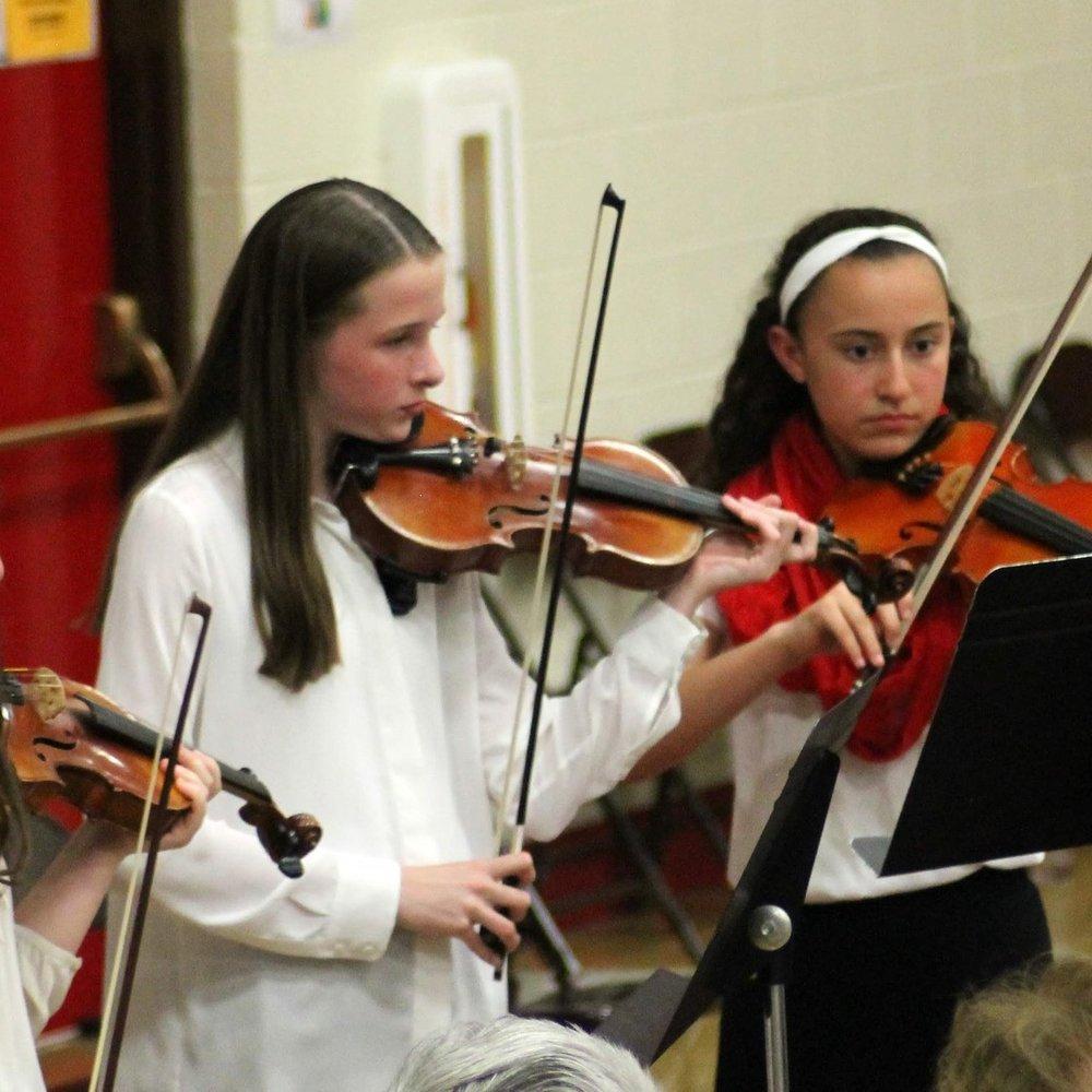 Christian private school advantages, fine Arts