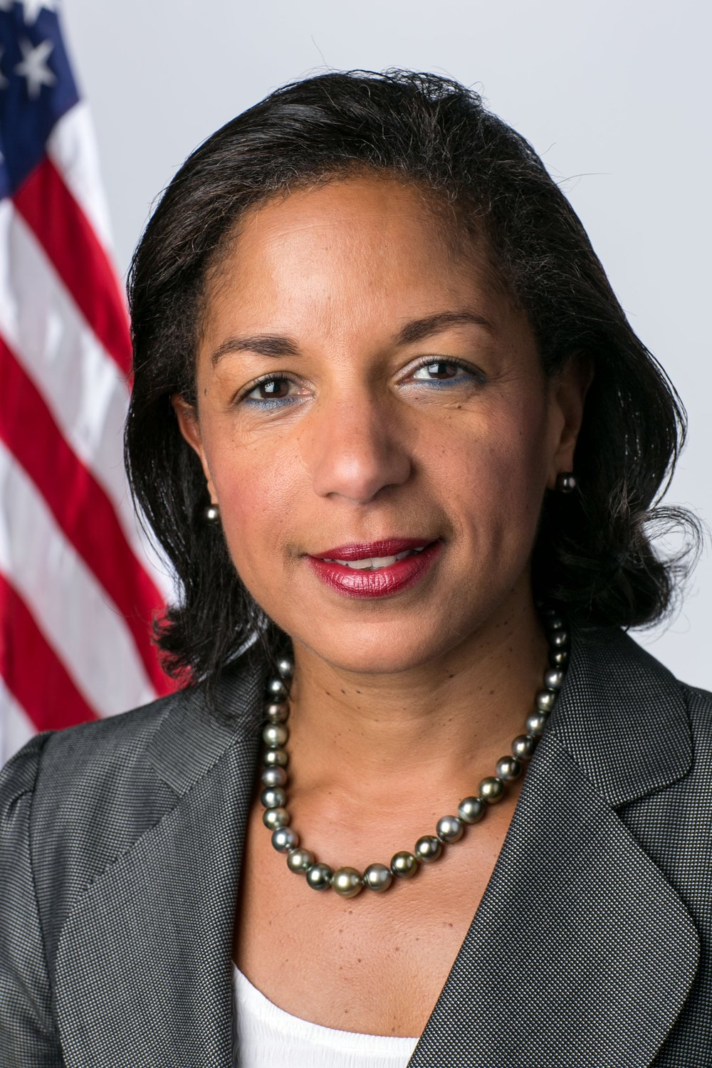 SUSAN RICE   Former National Security Advisor Obama Administration