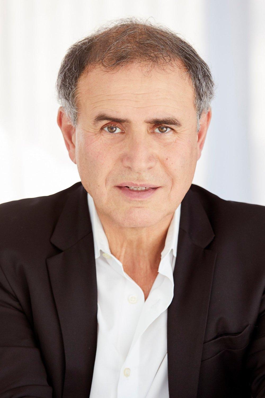 DR. NOURIEL ROUBINI  Professor of Economics NYU Stern School of Business