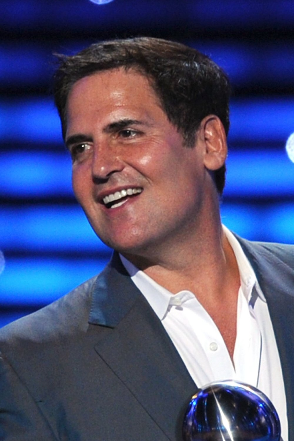MARK CUBAN   Chairman, CEO AXS TV