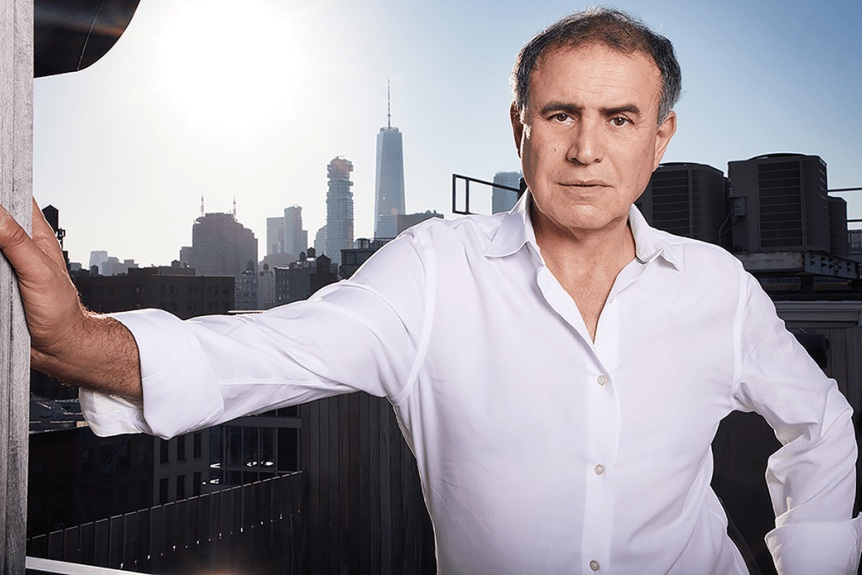 Nouriel Roubini: The Mother and Father of All Bubbles - CFA Institute