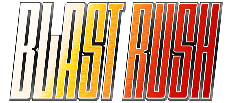 Blast Rush logo