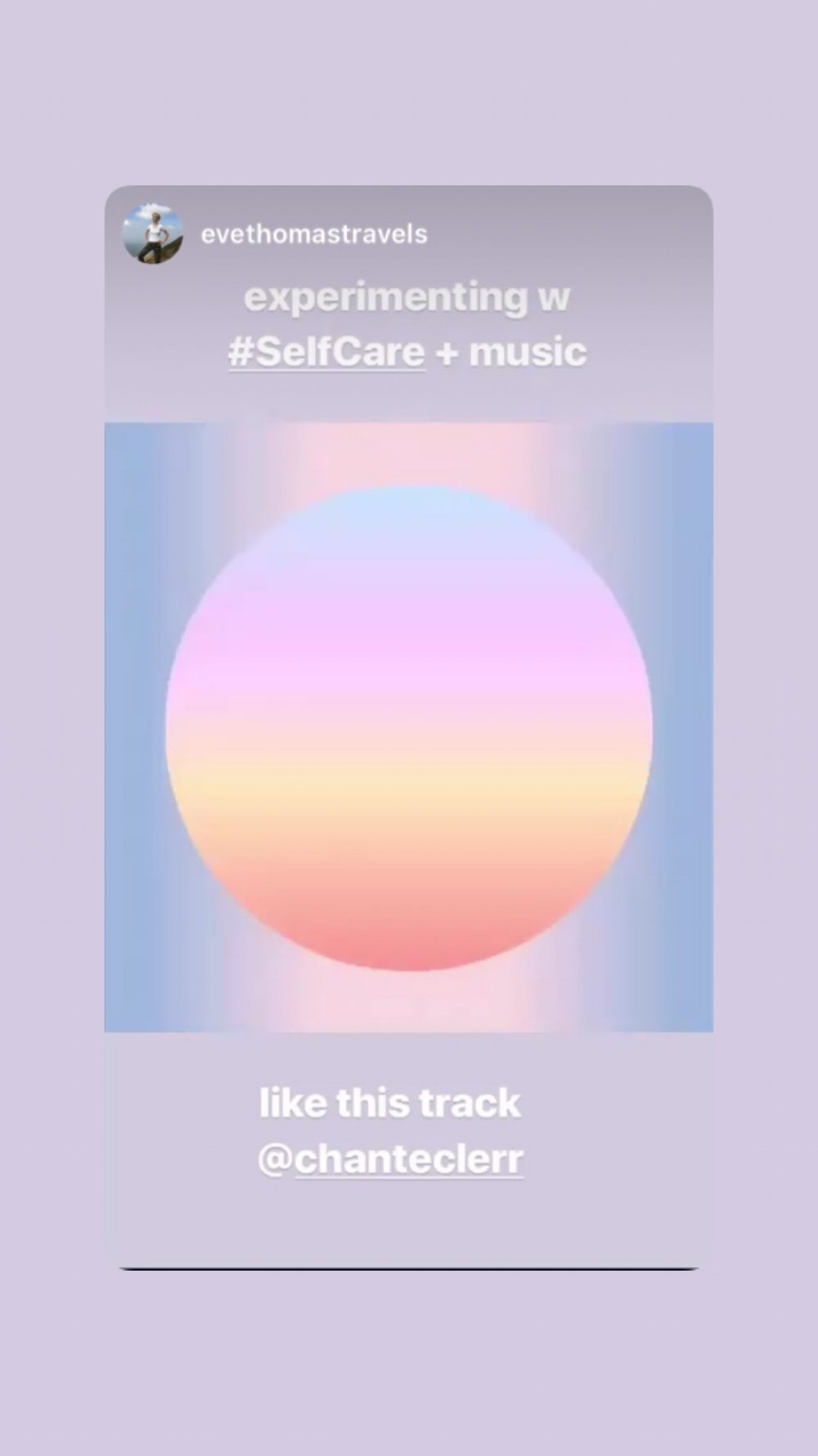 @truluvmedia  demonstrated their app,  #selfcare  with my song,   Beauty Sleep.     Check it out, it's free and relaxing! 🌷🧚🏼‍♀️💋
