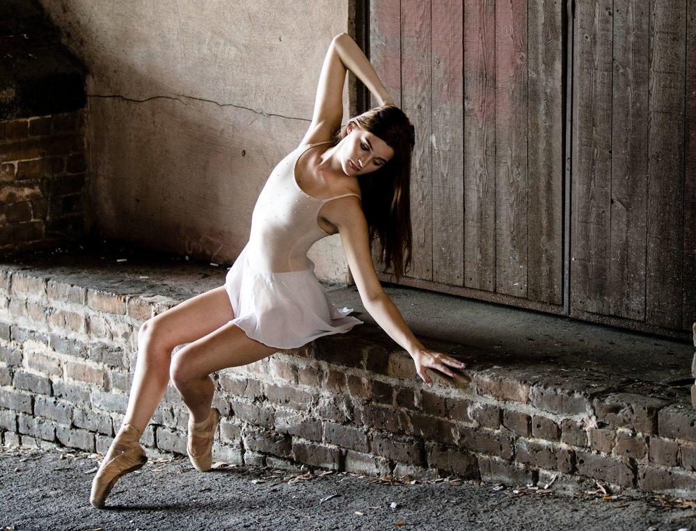 Dance Portrait Claire